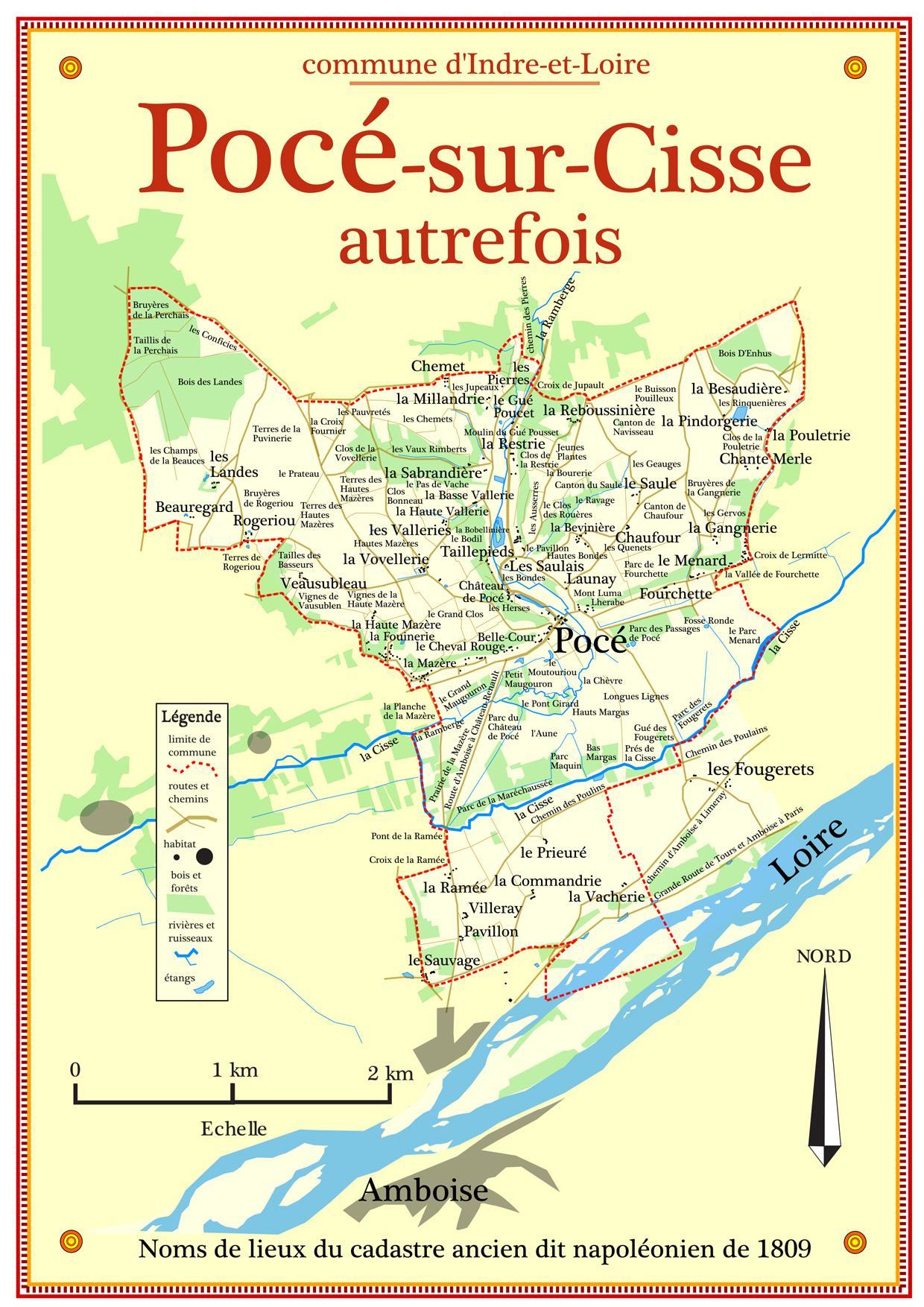 Pocé-sur-Cisse(37)JoliCadre