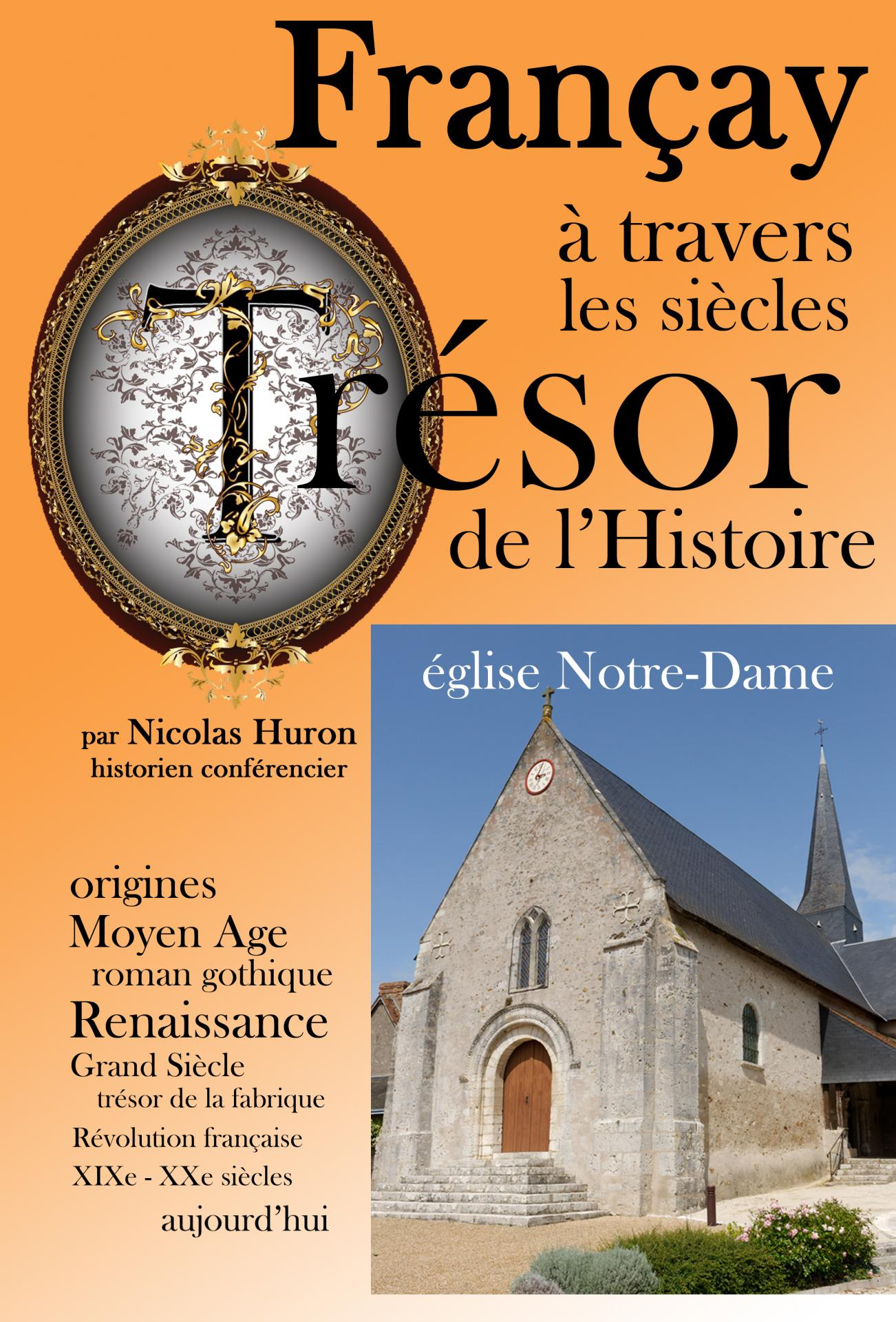 Couverture ecclesia francay 41