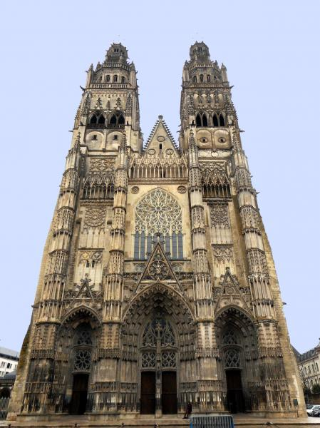 Tours cathedrale